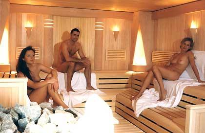 fkk sauna gemischte umkleide